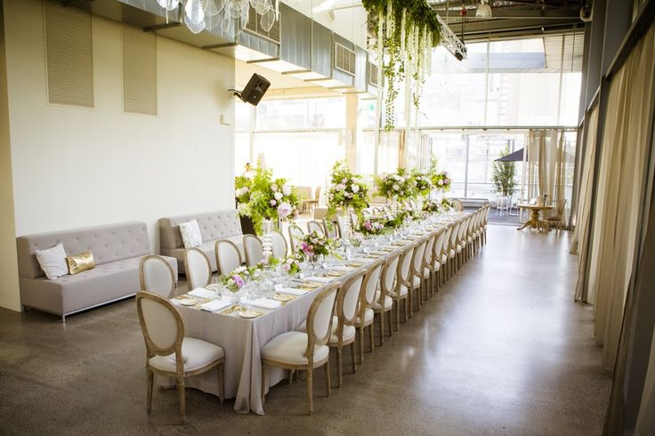 Looking for a stunning venue in Melbourne for your wedding? We have the perfect space for you. This venue has an amazing view of the city! For more information, check out our website.