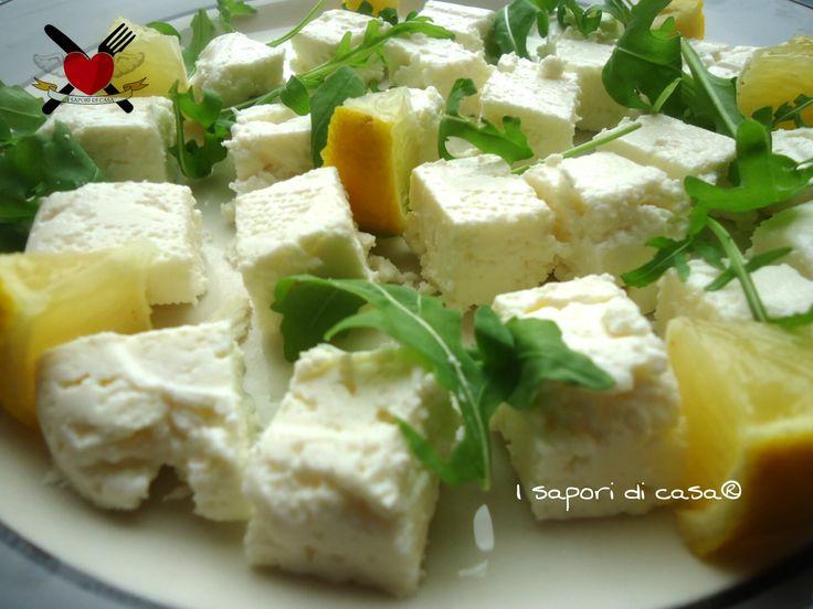 Ricetta Paneer fatto in casa - formaggio indiano