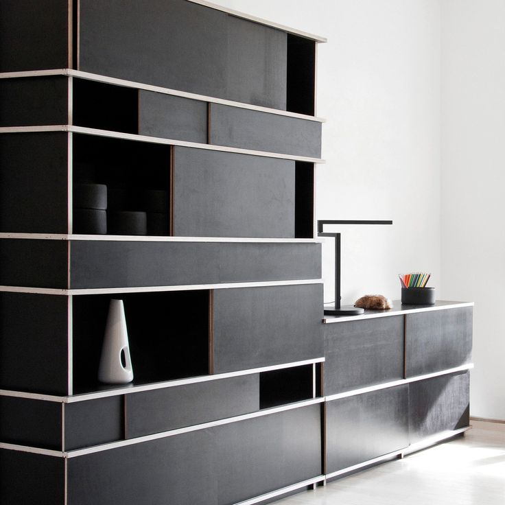 17 best ideas about sideboard schwarz on pinterest. Black Bedroom Furniture Sets. Home Design Ideas