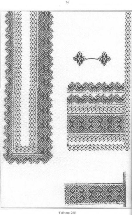 Gallery.ru / Фото #68 - Carpathian Ghutsul Ethnicity Stitching Part 1 - thabiti