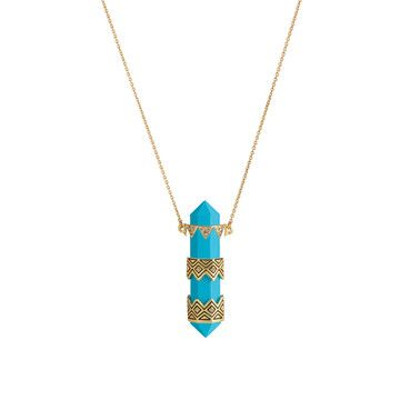Currently inspired by: Prana Pendant Necklace on Fab.com