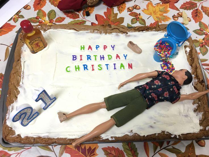 21st Birthday Cake For Boys 21 21st Birthday Cake For