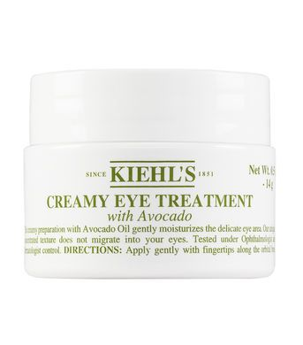 This creamy preparation with Avocado Oil, gently moisturises the delicate eye area. Our unique, concentrated texture does not migrate into your eyes.  Ophthalmologist-Tested. Dermatologist-Tested.