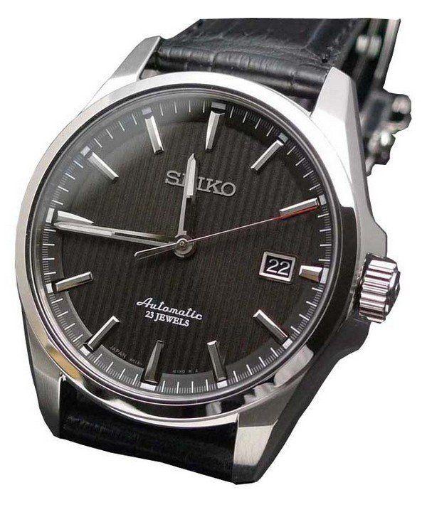 Presage de Seiko automatique 23 rubis SARX017