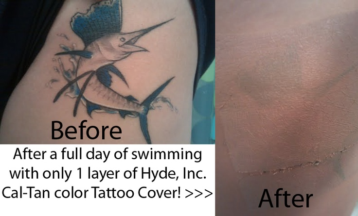 Hyde Tattoo Basically Skin Colored Temporary Tattoo Sheets