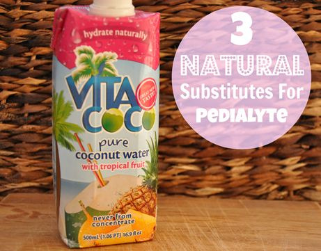 3 Natural Substitutes for Pedialyte » Daily Mom