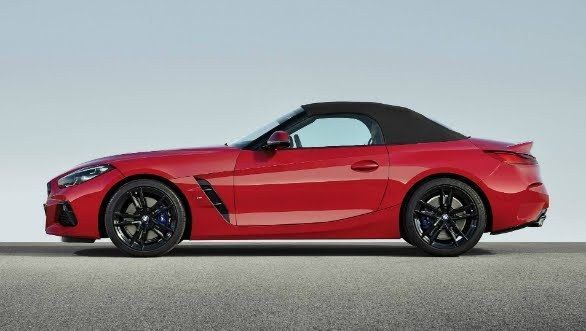 2019 Bmw Z4 Roadster Launched Price Starting From Rs 64 90 Lakh Cartechnewz Bmw Z4 Bmw Z4 Roadster Bmw