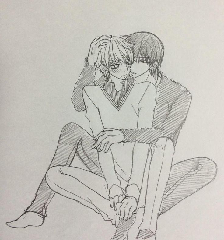 Will this day ever come? Guess we have 2 wait for yrs. #sekaiichihatsukoi » @yukarikoume: 「イチャイチャさせて?」 「たまに ならいいですよ」
