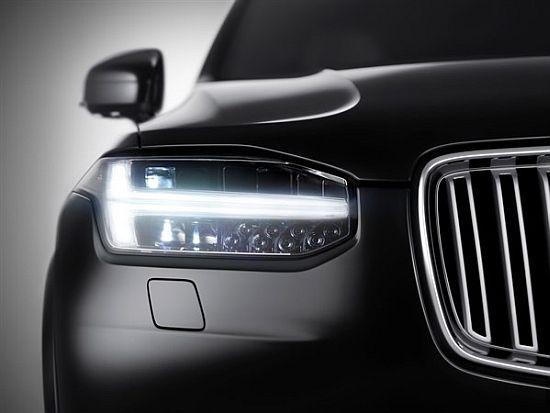 WEB LUXO - Carros de Luxo: Novo XC90 estará na etapa brasileira da Volvo Ocean Race