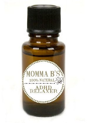 All Natural ADHD Help Calming Essential Oil by MommaBNaturals, $8.99