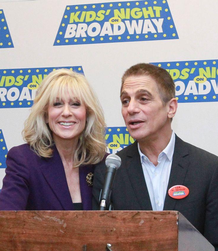 Judith Light and Tony Danza Photos Photos - Tony Danza and Judith Light attend 2015 Kids' Night On Broadway Press Conference at Sardi's on November 4, 2014 in New York City. - Kids' Night On Broadway Press Conference
