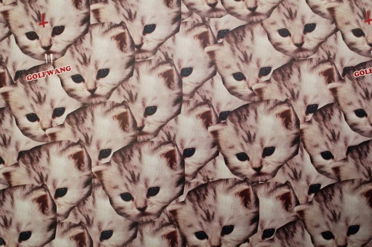 Golf Wang Cat Wallpaper Golf wang cat wallpaper