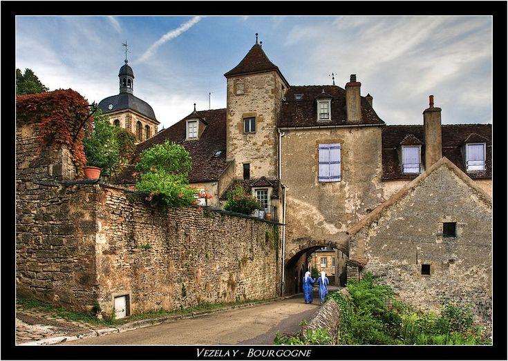 Vezelay, Bourgogne - France