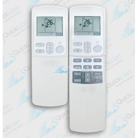 Telecomando originale Daikin ARC433B46 compatibile con il seguente comando originale:  ARC433A46 Il modello esatto si trova retro di tutti i telecomandi Daikin.  Il telecomando è inoltre compatibile con le seguenti unità interne:  FTXS20DVMA, FTXS25DVMA, FTXS35DVMA FTXS25EVMA8, FTXS35EVMV FTXS25EVMV, FTXS35EVMV FTXS50G2V1B, FTXS42G2V1B, FTXS35G2V1B FTXS25GVMA, FTXS35GVMA FTXS25GVMV, FTXS35GVM