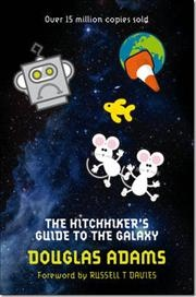 The Hitchhikers Guide to the Galaxy af Douglas Adams, ISBN 9780330508537