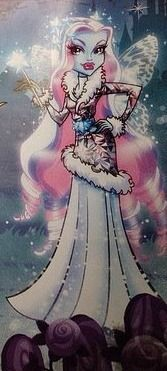 Scary Tales Abbey Fairy God Mother. From the Threaderella story book. Really hoping they make her into a doll. I would buy so fast!!!