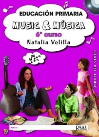 Natalia Velilla: Music & Musica, Volumen 6 - Fichas del Alumno + DVD MK19130 http://www.carisch.com/esp/producto.asp?sku=MK19130