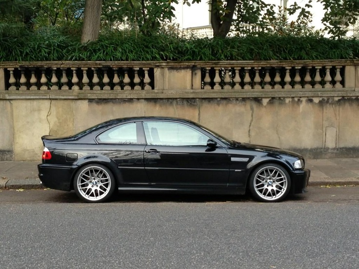 BMW M3 CSL in London