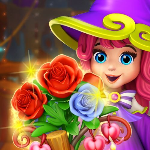 A girl always loves some flowers :) #royalstorygame #royalvalentines