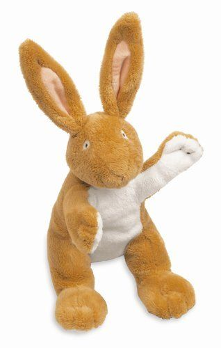 Kids Preferred Nutbrown Hare Bean Bag Toy by Kids Preferred, http://www.amazon.com/dp/B000EDPRRO/ref=cm_sw_r_pi_dp_2E26qb0G9HBT8