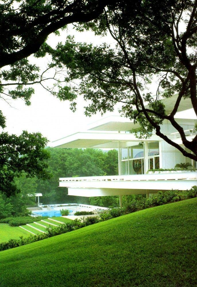 Paul Rudolph, Ann Bass House: Modern Interiors Design, Dreams Home, Bass Houses, Paul Rudolph, Design Interiors, Home Interiors Design, Ads Classic, Bass Resident, Design Home