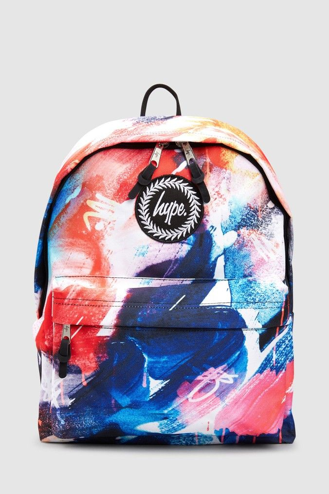 dirt cheap new lifestyle new styles Boys Hype. Doodle Backpack - Red | Hype bags, Backpacks, Doodles