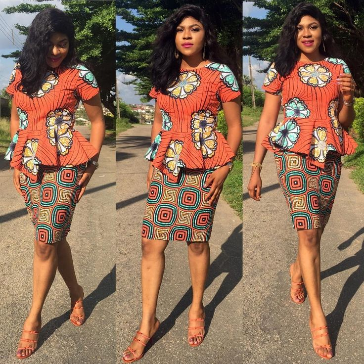 Take a front row seat and get ready to fall in love with these hottest Ankara styles. Fashion comes and goes, it never dies! Wearing of Ankara has become trendy…