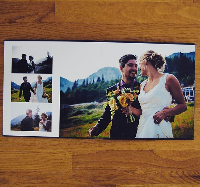 The Wedding Day Is Over And Now You Need A Wedding Album But You Are Exhausted Doing A Diy Wedding Albu Wedding Album Wedding Album Layout Wedding Photo Books