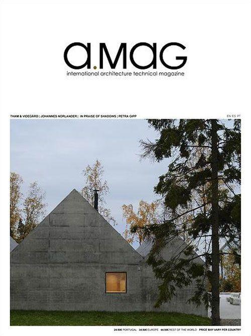 a.mag 05   THAM & VIDEGÅRD, JOHANNES NORLANDER, IN PRAISE OF SHADOWS PETRA GIPP   9789899858060   A.MAG magzine