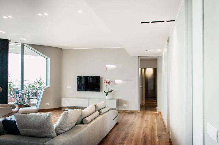 Abitazione privata city life milano hi lite next - Interior designer milano ...