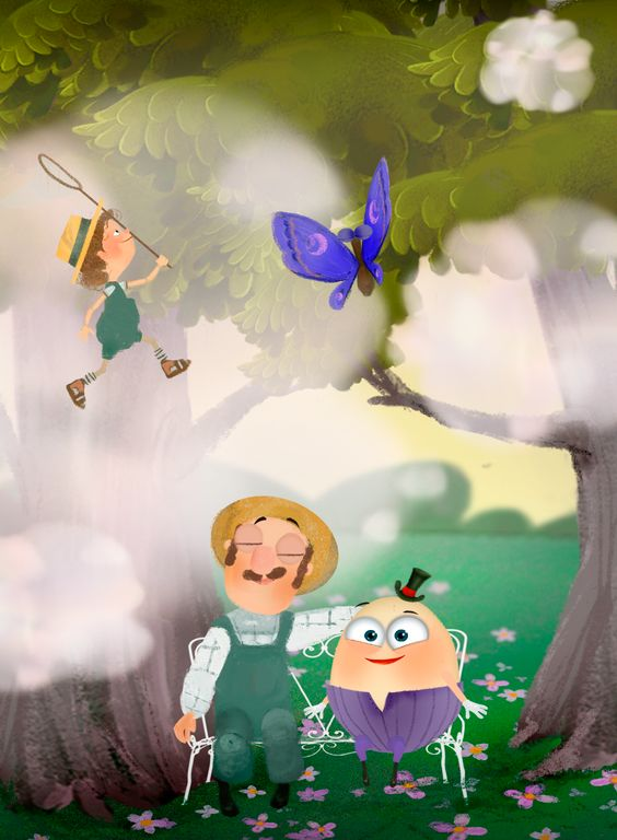 Humpty Dumpty - by www.ponyapps.com #Kids #Fairytales  #Games #Education #Children #Books ▶Languages::English.  ( Read and Play )