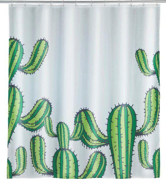 Duschvorhang Cactus Duschvorhang Duschvorhang Ideen Dusche