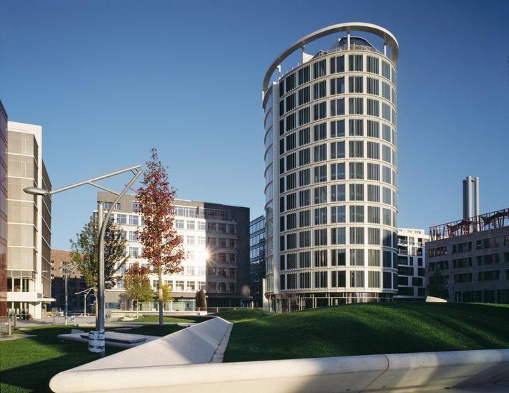 Coffee Plaza – Richard Meier & Partners Architects