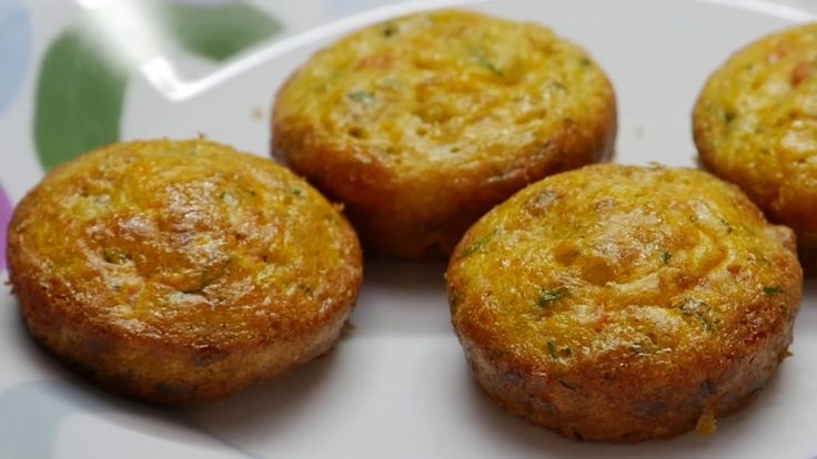 How to Prepare Vegetable Muffins- CocinaTv By Juan Gonzalo Angel