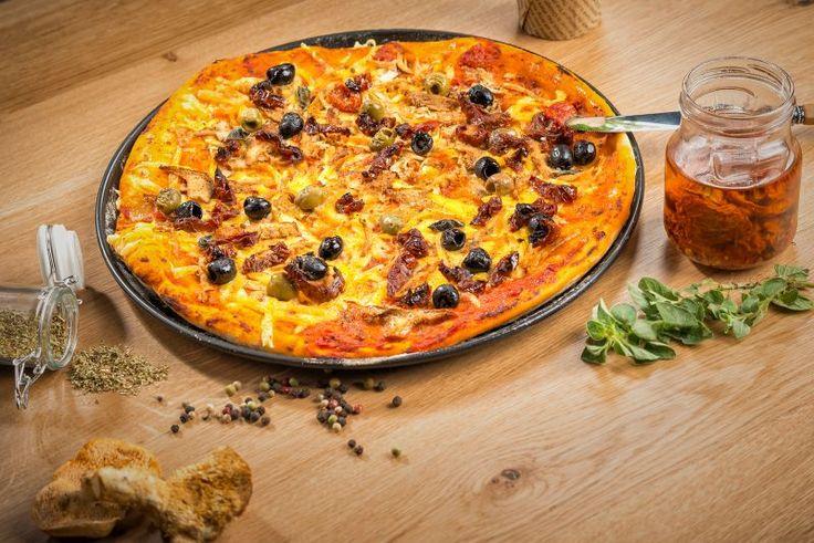 Pizza de post