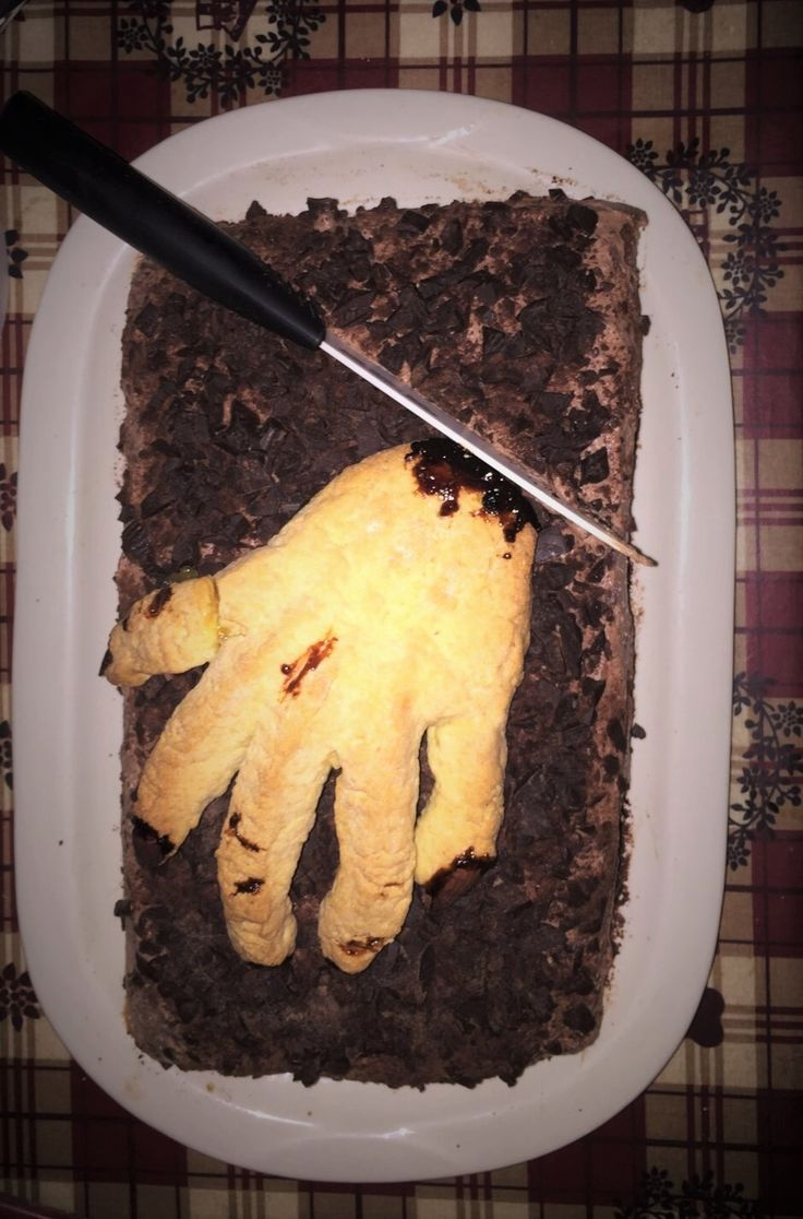 Torta di halloween | Biosilvi