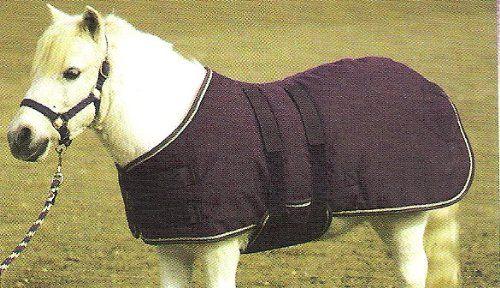 Pony Winter Blanket - Size 52 - Green Waterproof, Breathable, Windproof.  #Kensington #Toy