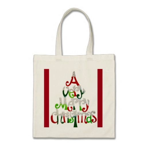 A Very Merry Christmas Bag
