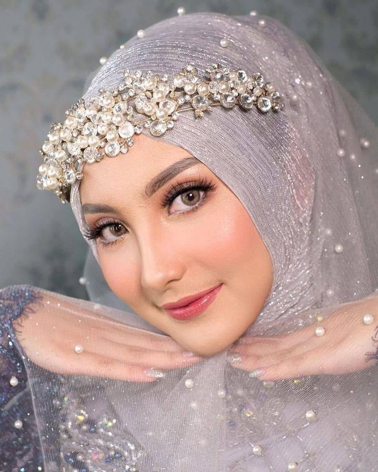 Pin Di Hijab Makeup