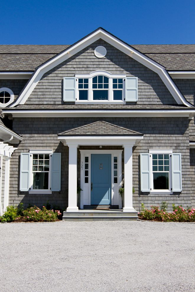 75 best images about cedar siding paint color ideas on for Cedar shingle house