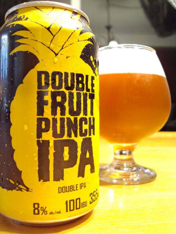 Double Fruit Punch IPA - Microbrasserie Vox Populi