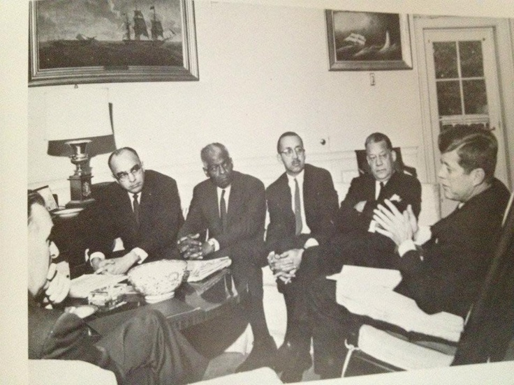 jfk in oval office. Former Morehouse College President, Benjamin E. Mays And Others Meeting With President John F. Kennedy In The Oval Office. From Morehouse, We Change Jfk Office