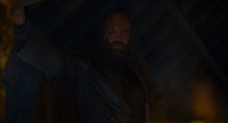 'Game of Thrones' Line Cut? 'Dragonstone' Director Responds to Theory About the Hound's White Walker Vision