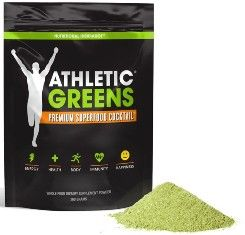 Athletic Greens – Premium Superfood Cocktail. This is a truly amazing superfood supplement. Well researched.... has nutritions which are needed for our body but we fail to consume them.