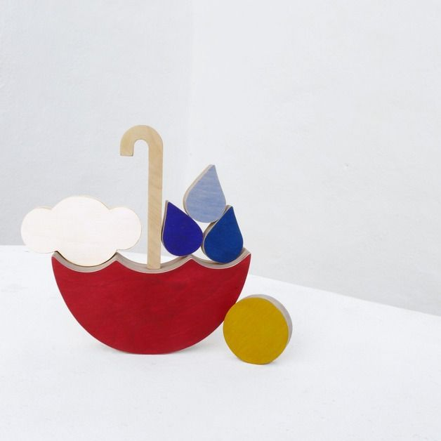autumn in DaWanda - It is a uniquely hand-crafted, high quality, and eco-friendly wooden toy, created to stimulate the child' s imagination and encourage creative play. It will also appeal to the adult that values...