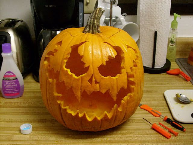 Best pumpkin carvings ideas on pinterest