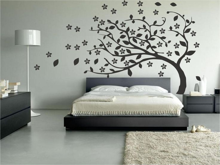Decorar pared con vinilos