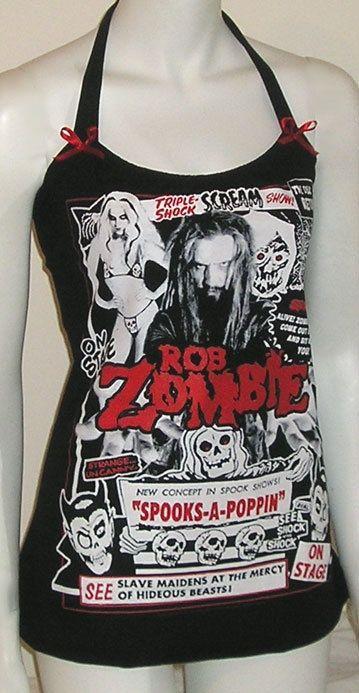 rob zombie mmmm