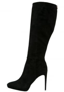 Calvin Klein - SANYA - High Heel Stiefel - black
