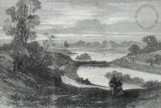 Liverpool, history, liverpool-history-l17-sefton-park-views-aigburth-1872